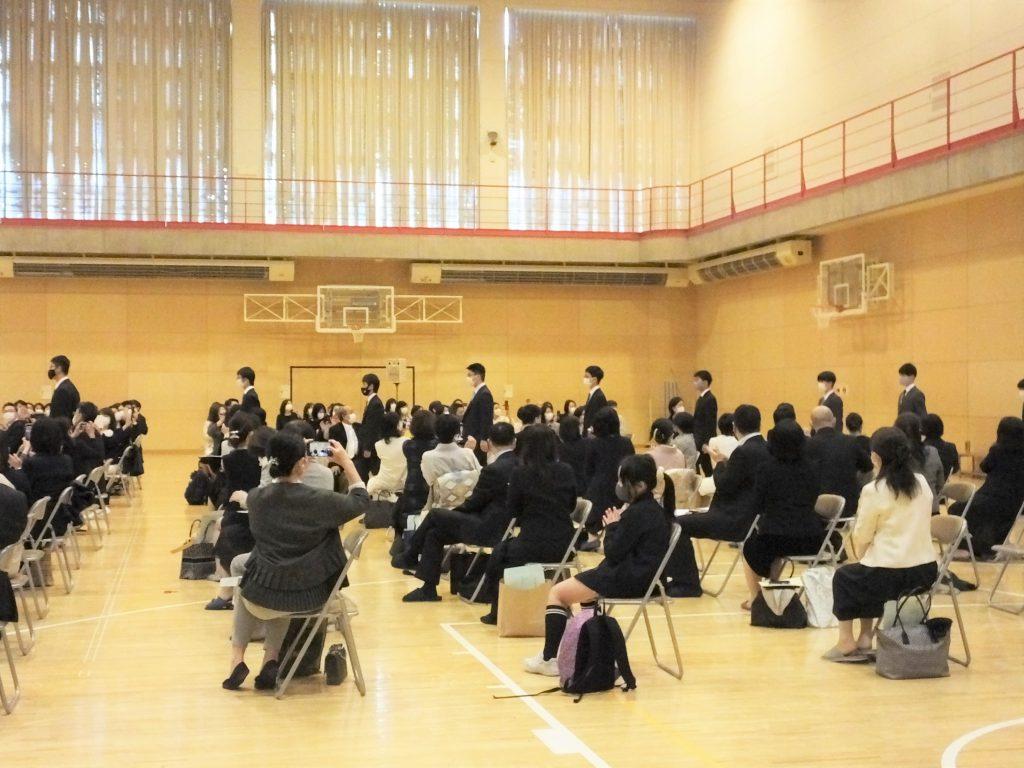 高校入学式_2021